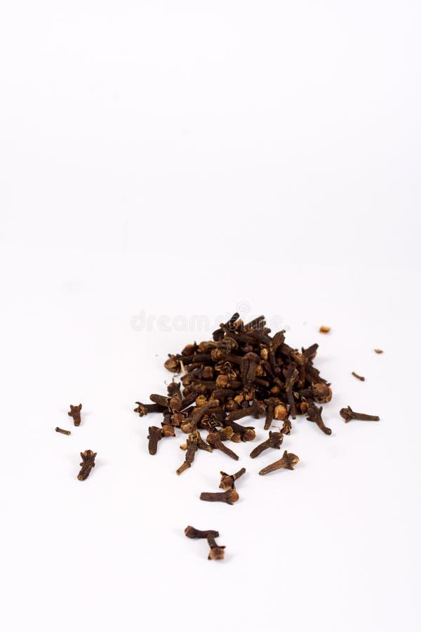 Clove spice stock photography