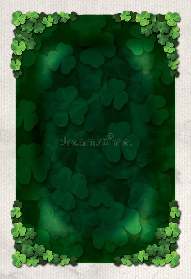 Clover. Rich green for green spirit