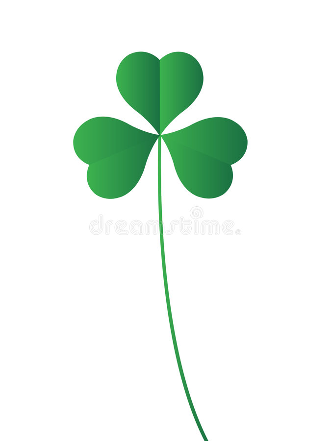 Free Clover Three Leafs Stock Images - 5332044
