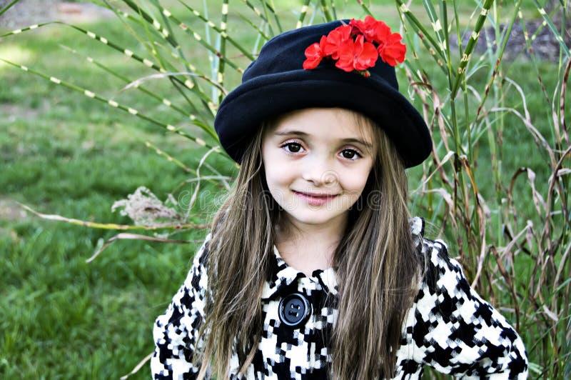 clowe ja target966_0_ uśmiechać się obrazy royalty free