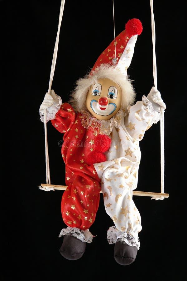Clown-1 lizenzfreies stockfoto