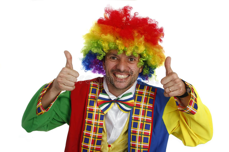 Clown Stock Images