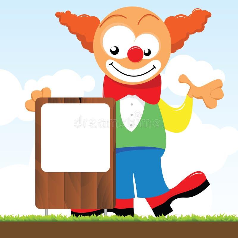 Download Clown stock vector. Image of advice, joke, trickster - 20529393