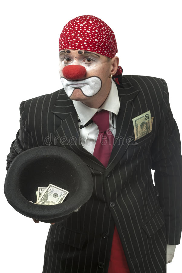 Download Clown Royalty Free Stock Image - Image: 28364396