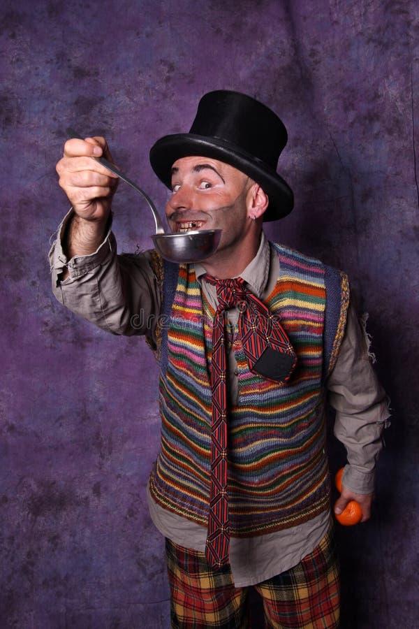 Clown stockfotos