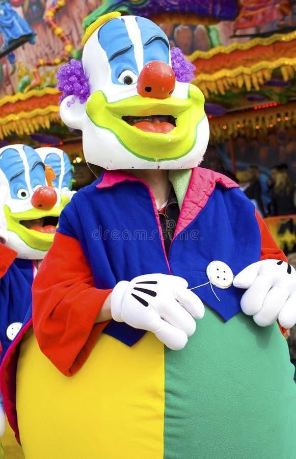 Download Clown stock afbeelding. Afbeelding bestaande uit vermaak - 29502519