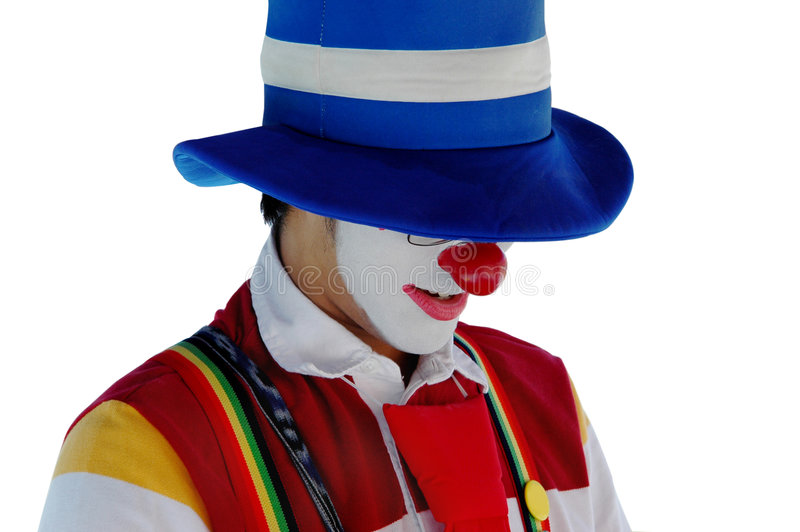 Clown stock fotografie