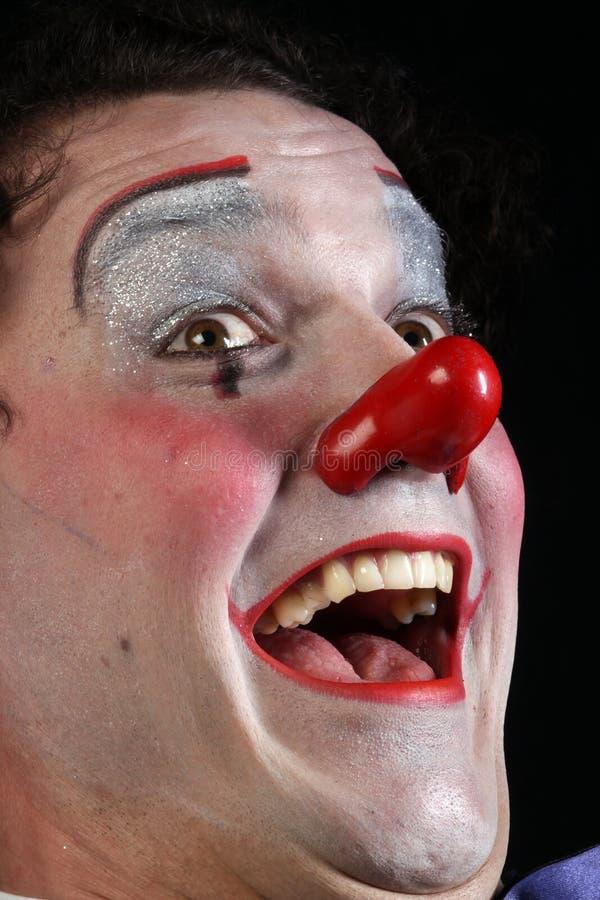 Download Clown image stock. Image du drame, mâle, comédie, émotion - 8652049
