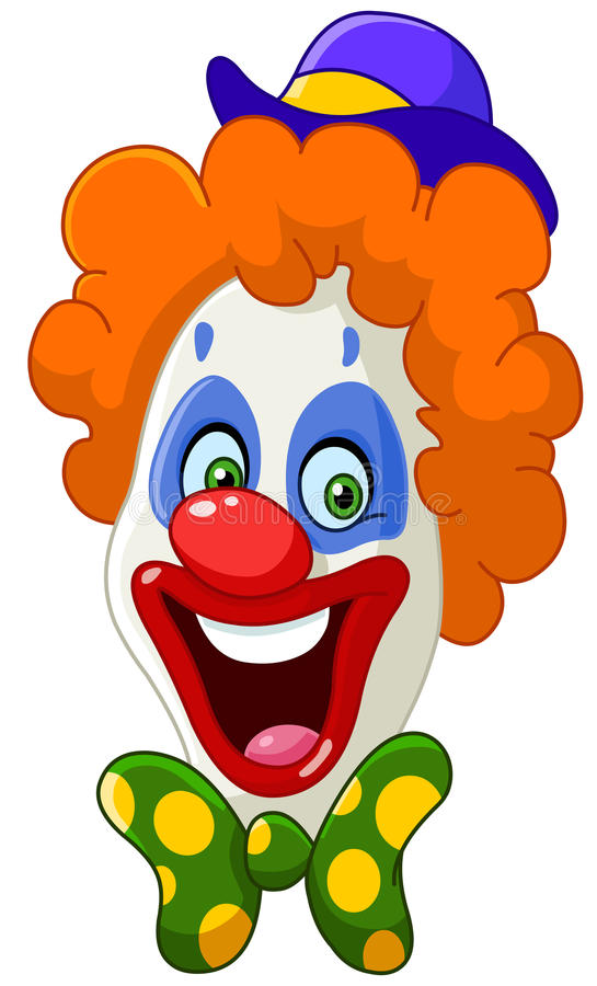 Clown face