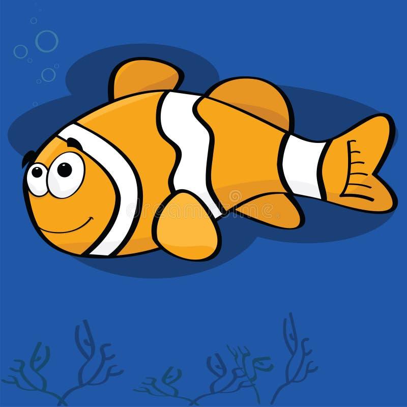 Download Clown fish stock vector. Illustration of clown, illustration - 15959959