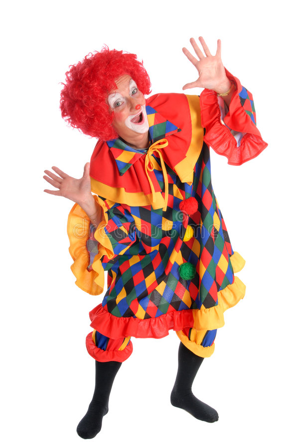 Download Clown, Halloween Royalty Free Stock Image - Image: 3310166