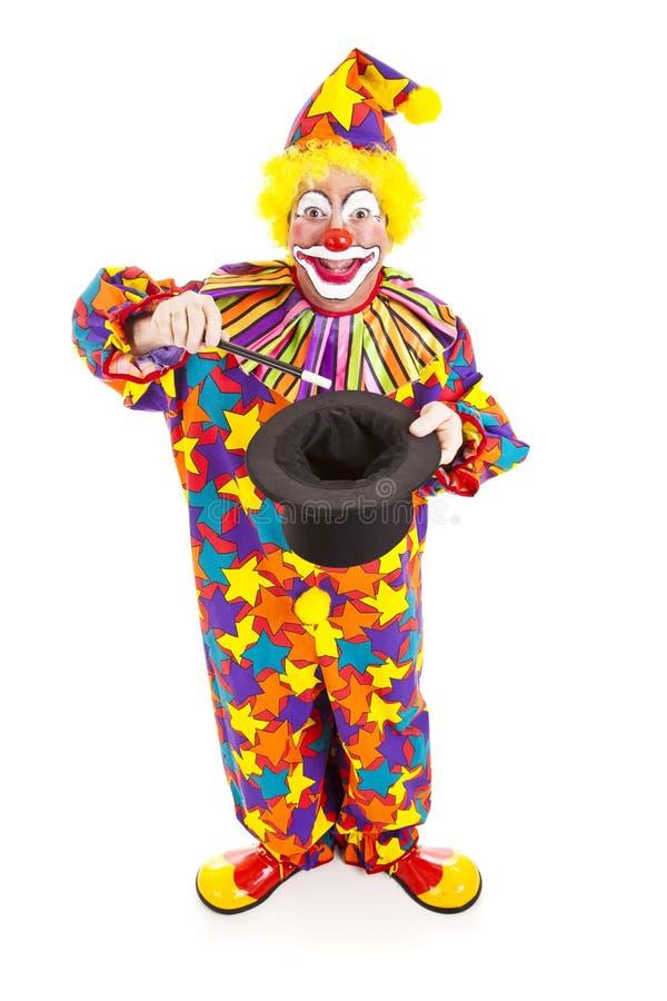 Clown Magician - Full Body