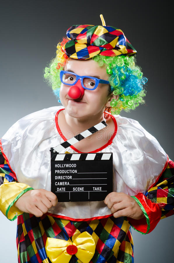 Download Clown Stock Photo - Image: 42202622