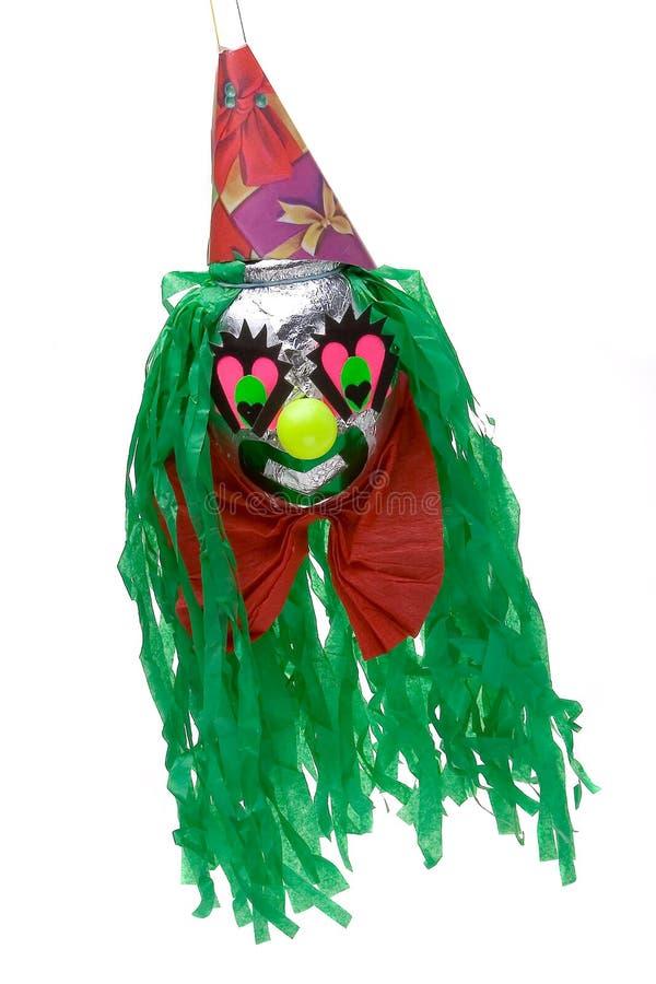 Clown Pinata stockfotografie