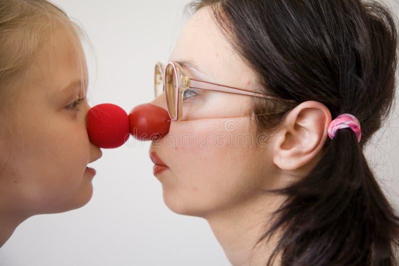 Clowndoktor lizenzfreies stockfoto