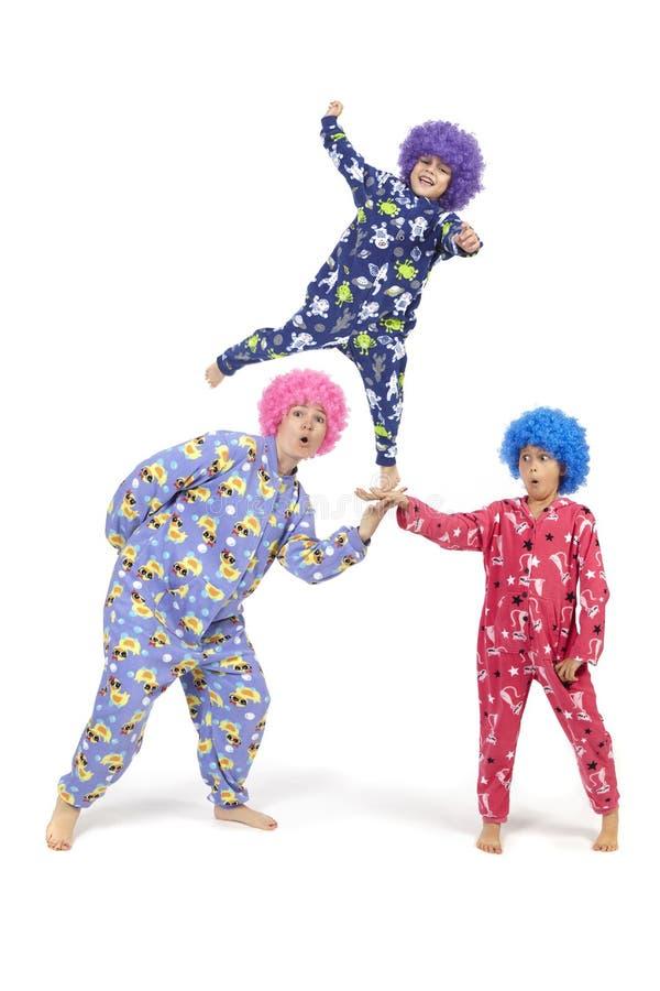 Free Clowns Stock Photo - 19933450