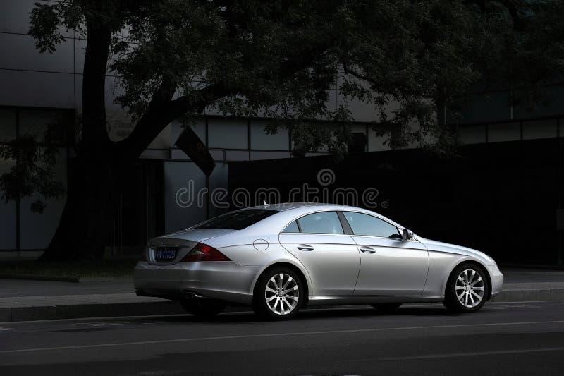 CLS-classe de Mercedes-Benz fotos de stock