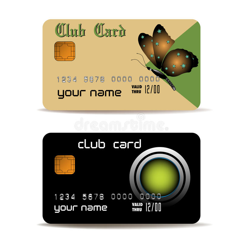 Download Club Cards Royalty Free Stock Image - Image: 33505696