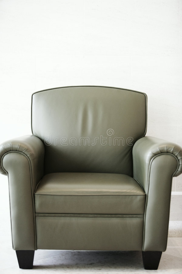 Club Chair stock image