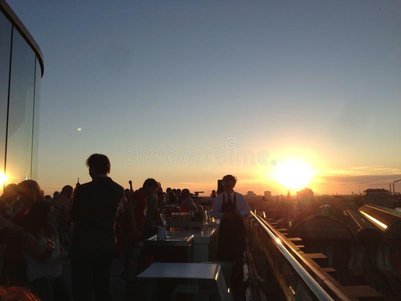 Club 11 d'Amsterdam de fierté gaie photos stock