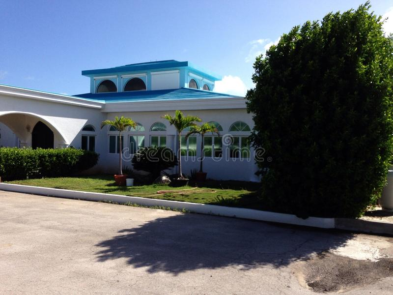 Club d'Anguilla images libres de droits