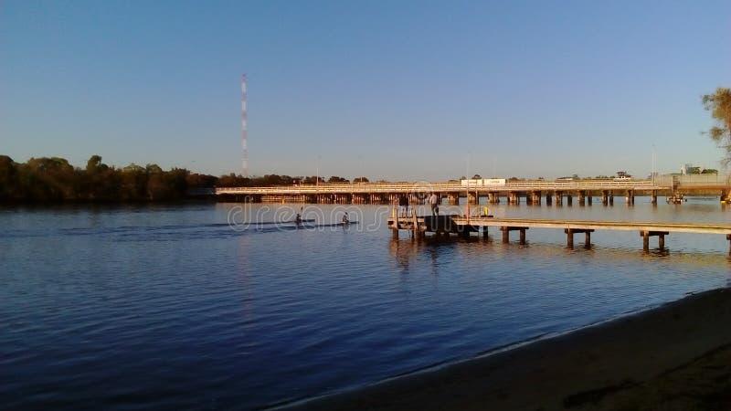 Club de Bayswater Paddlesports photo stock