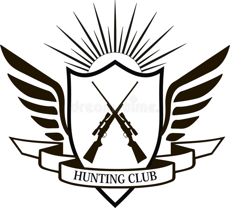 Club de caza libre illustration