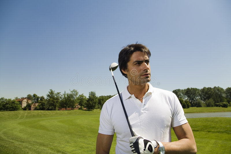 Club de golf images stock
