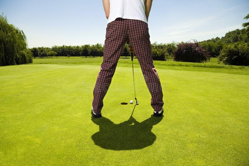 Club de golf fotos de archivo