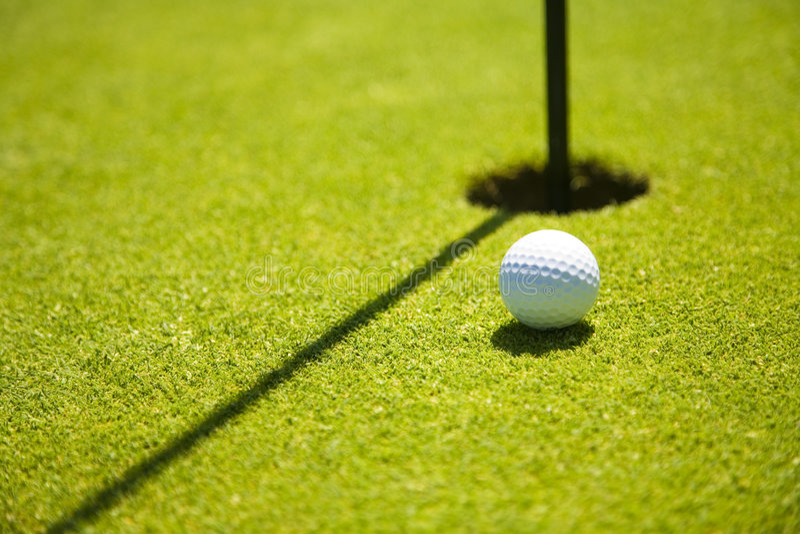 Club de golf photos stock