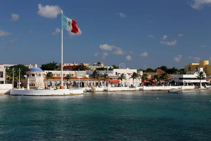 Club de la playa en Cozumel