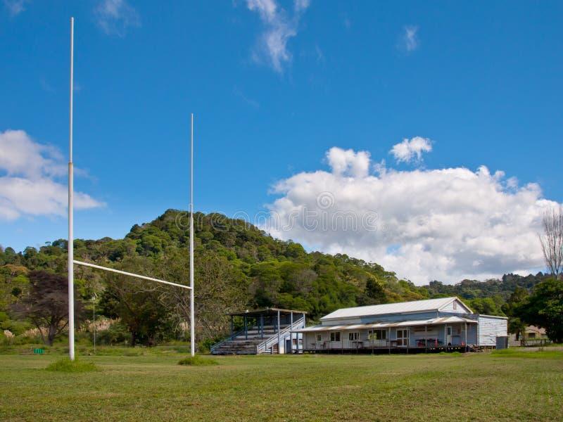 Club de rugby images libres de droits