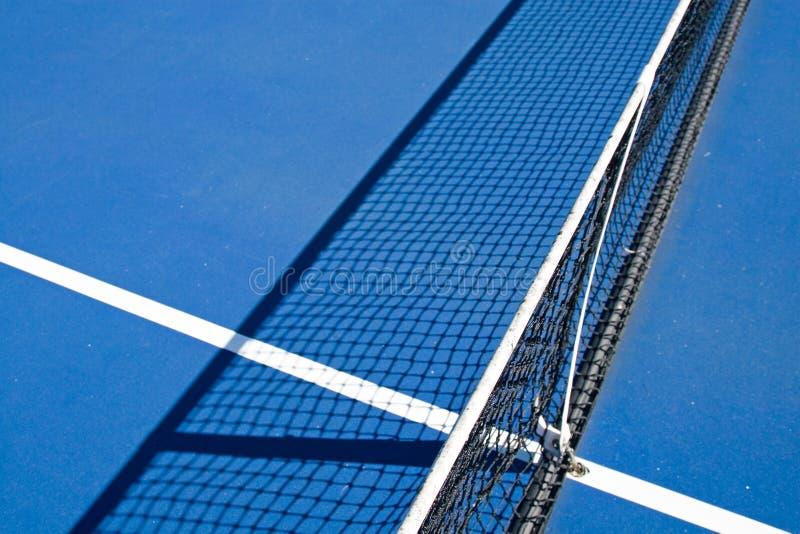 Club de tenis del centro turístico foto de archivo libre de regalías