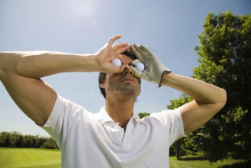 Club di golf immagini stock libere da diritti