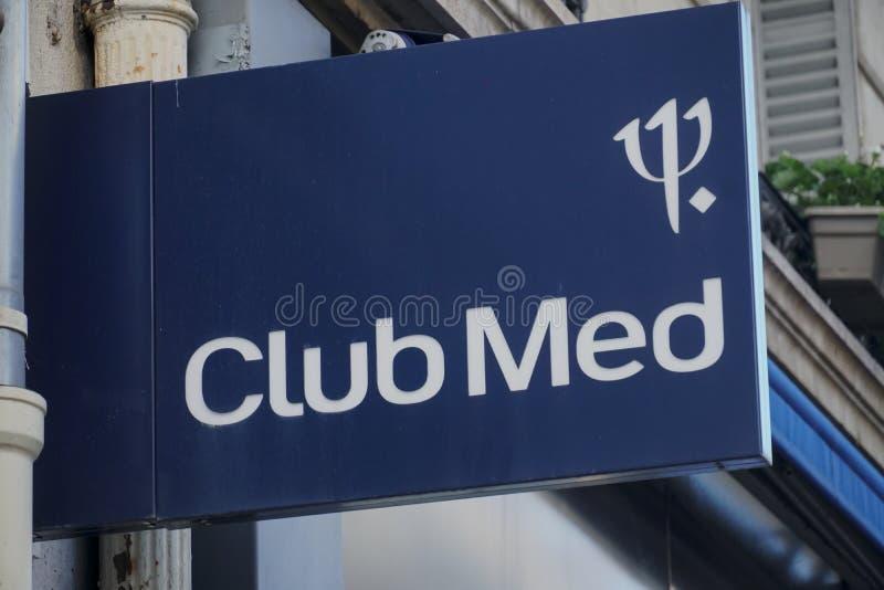 Club Med στοκ φωτογραφίες