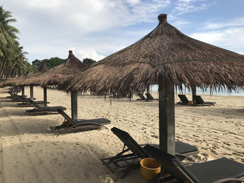 Club Med Bintan στοκ εικόνα