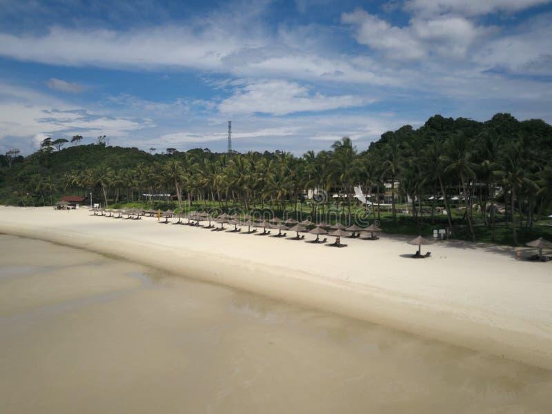 Club Med Bintan στοκ φωτογραφίες με δικαίωμα ελεύθερης χρήσης