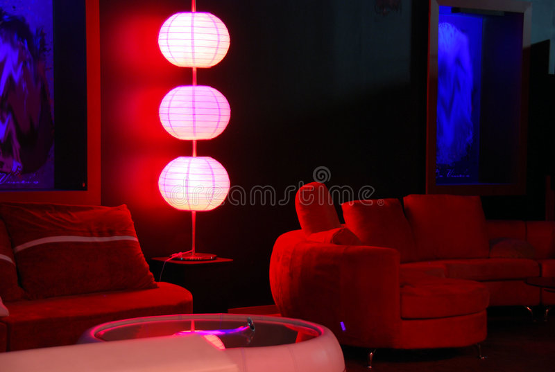 Club moderne images stock