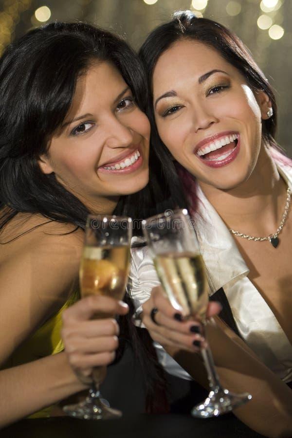 Clubbing Fun royalty free stock photos