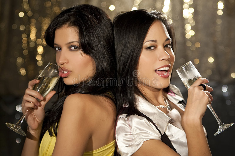 Download Clubbing Fun stock image. Image of beauty, alcohol, laugh - 7856339