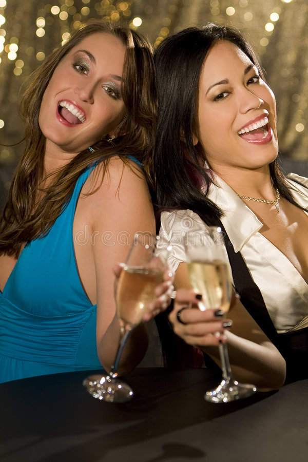 Clubbing Together stock images