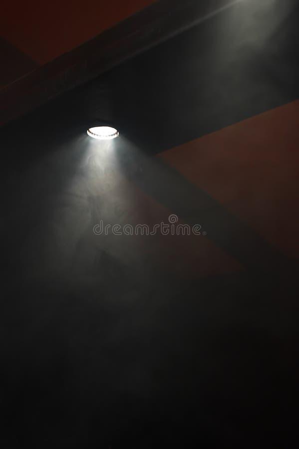 Clubby Atmosphäre stockfotografie