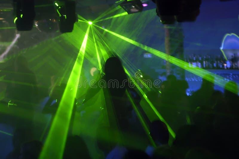 Clube de Nigt fotografia de stock royalty free