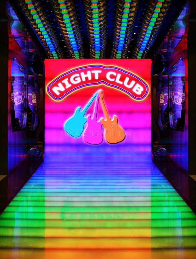 Clube de noite fotos de stock