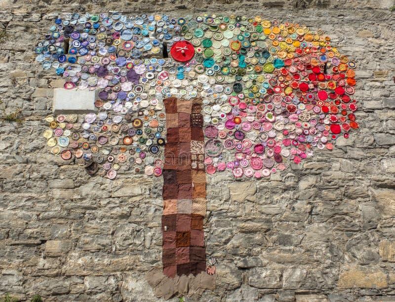 Clube do Crochet imagens de stock
