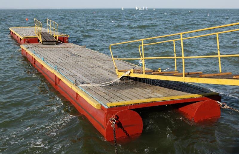 Clube Yachting imagens de stock