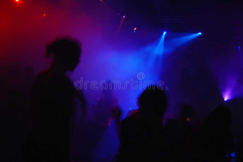 Clubnight3 photographie stock libre de droits