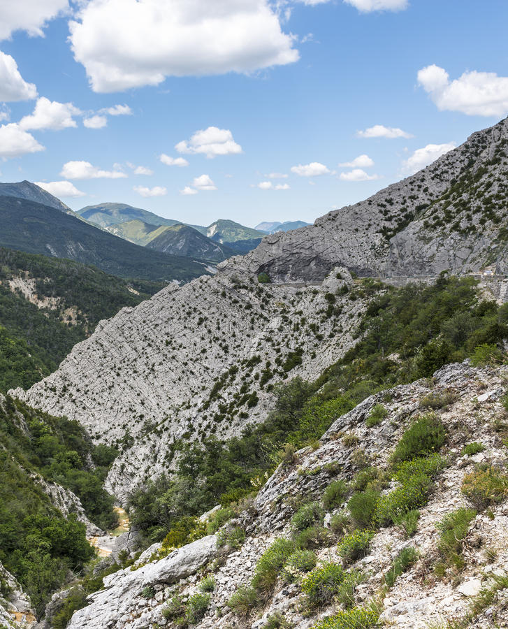 Download Clue De Taulanne, Canyon In France Stock Photo - Image: 33375444