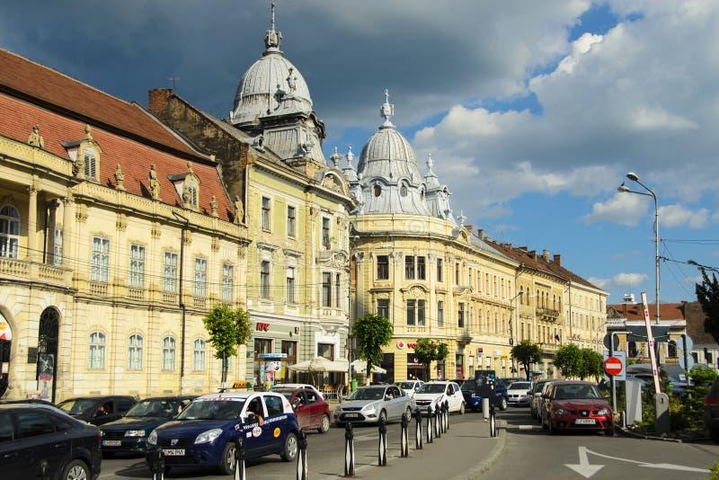 Cluj royalty-vrije stock afbeeldingen