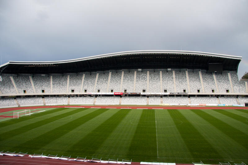 Download Cluj Arena Editorial Stock Image - Image: 25194224